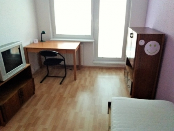 Room for rent Zlín, Balcony, WiFi, by owner