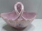 Mini Porcelain bowl - Czech pink porcelain