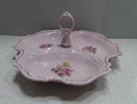 Porcelain bowl  - Czech pink porcelain